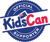 Official Kids Can Supporters